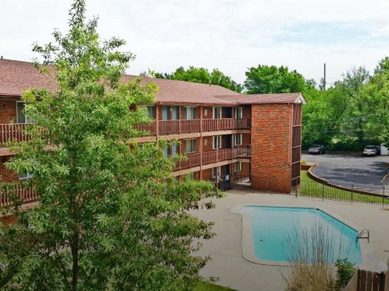 Liv Apartments wichita