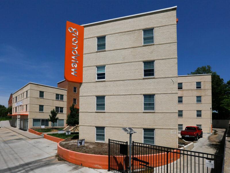 Grandview Apartments wichita