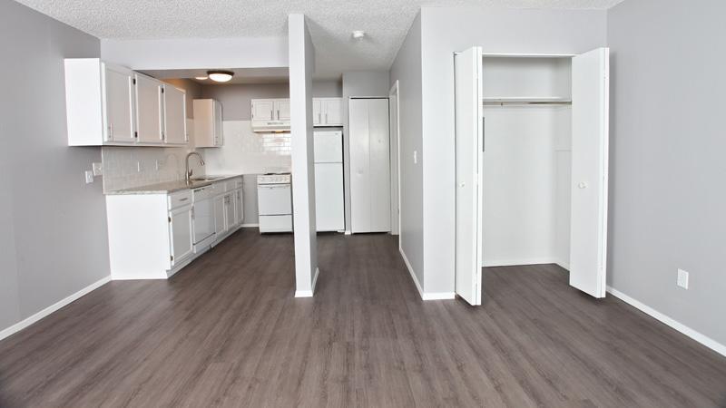 Dwell - Studio Apartment